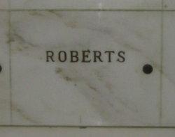"""Minnie Elizabeth """"Bess"""" <I>Wilder</I> Roberts"""