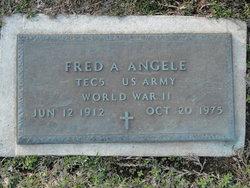 Fred A Angele