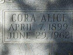 Cora Alice <I>Self</I> Shreve