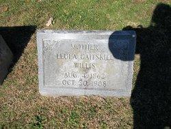 Luela <I>Gaitskill</I> Willis