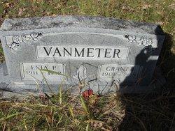 Esta Pearl <I>Nelson</I> VanMeter