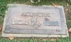 Pearl <I>Oglesby</I> Acuncius