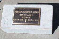Gerald Maynard Allen