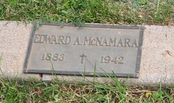 Edward A McNamara