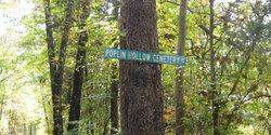 Poplin Hollow Cemetery