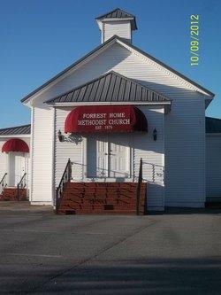 Forrest Home Methodist Church Cemetery
