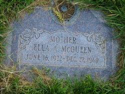 Ella Ann McQueen
