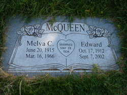 Melva <I>Cowley</I> McQueen