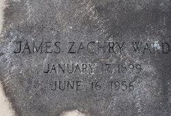 "James Zachry ""Jim"" Ward"