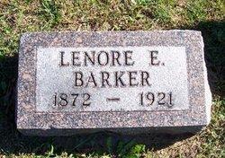 Lenore E. Barker