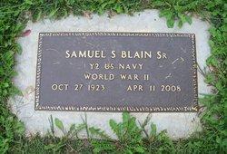 Samuel Shannon Blain, Sr