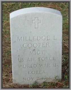 Milledge Lushington Cooper