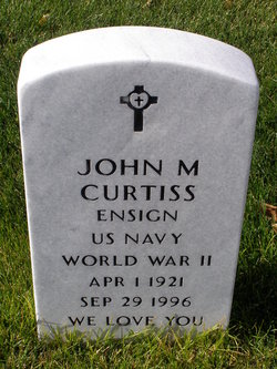 John M Curtiss