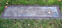 Anna Isabel <I>Wilt</I> Arnold