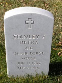 Stanley F Detra