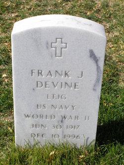 "Frank J ""Bounce"" Devine"