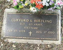 "Clifford LeRoy ""Roy"" Bertling"