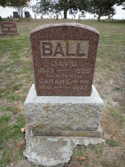 Sarah E. Ball