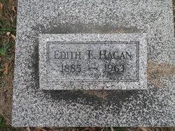 Edith Estella <I>Graham</I> Hagan