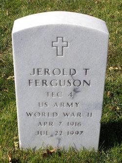 Jerold T Ferguson