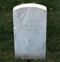 Gertrude H Ferm