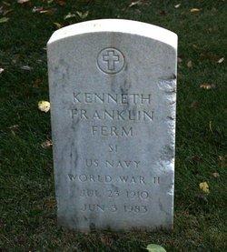 Kenneth Franklin Ferm