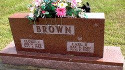 Nellie Eloise <I>Elder</I> Brown