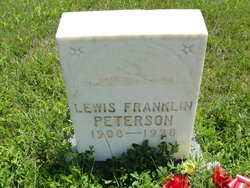 Lewis Franklin Peterson
