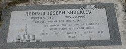 Andrew Joseph Shockley