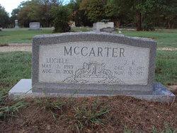 Alice Lucille <I>Inmon</I> McCarter