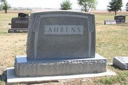 Margaret <I>Anderson</I> Ahrens