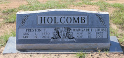 Preston T. Holcomb
