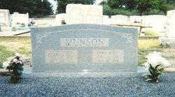 Emma <I>Kerby</I> Munson