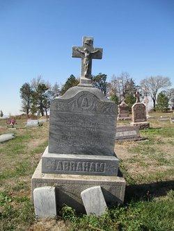 Cecilie <I>Maca</I> Abraham