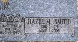 Hazel M <I>Smith</I> Drexler