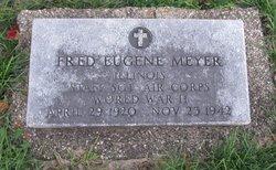 SSGT Fred Eugene Meyer