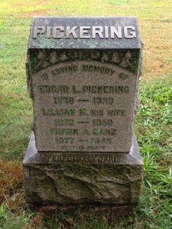 Edgar L Pickering