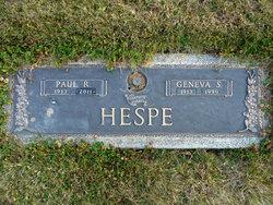Paul Raymond Hespe