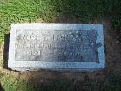 Rose E <I>Harney</I> Barnett