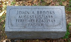 John A Brooks
