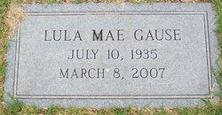 Lula Mae <I>Bellamy</I> Gause