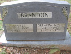 Ava Lee <I>Brasel</I> Brandon