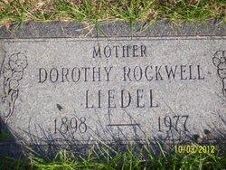 Dorothy <I>Rockwell</I> Liedel