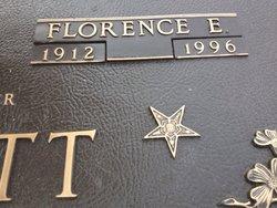 Florence <I>Edmunds</I> Arnott