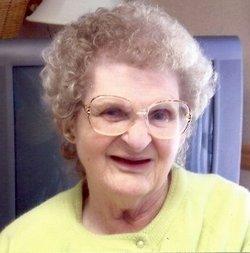 Mary Ruth <I>Bright</I> Arnett