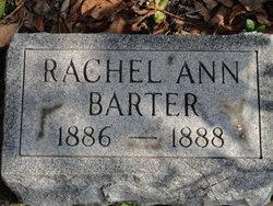 Rachel Ann Barter