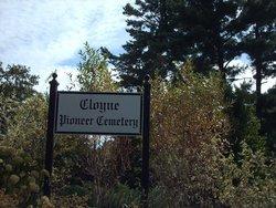 Cloyne Pioneer Cemetery