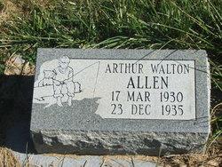 Arthur Walton Allen