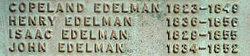 Isaac Edelman