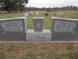 Claude Benjamin Coble